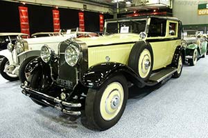 Click here to open the Hispano Suiza H6C Kellner Landaulet gallery