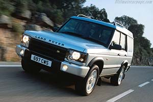 Click here to open the Land Rover Discovery gallery