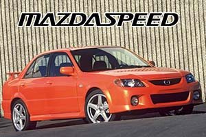 Click here to open the Mazda Mazdaspeed Protege gallery