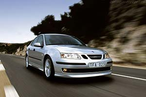 Click here to open the Saab 9-3 Aero gallery