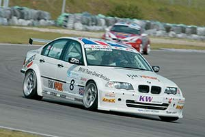 Click here to open the BMW 320i ETCC gallery