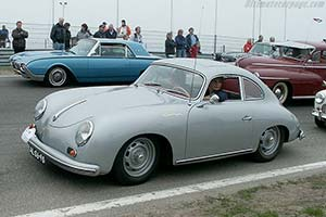 Click here to open the Porsche 356 A Carrera 1500 GS gallery