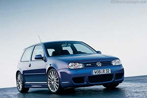 Click here to open the Volkswagen Golf IV R32 gallery