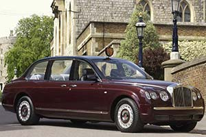 Click here to open the Bentley State Limousine gallery