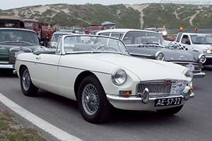 Click here to open the MG B  gallery