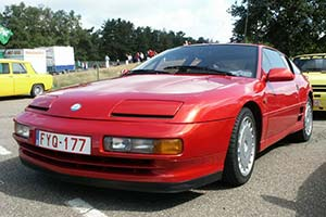 Click here to open the Renault-Alpine A610 Turbo gallery