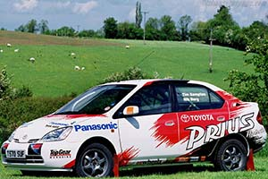 Click here to open the Toyota Prius Rally gallery