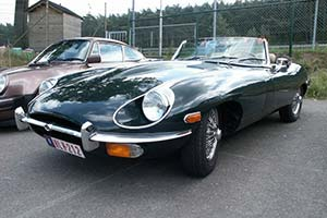 Click here to open the Jaguar E-Type S2 Roadster gallery