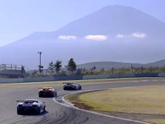 Lamborghini Super Trofeo at Fuji