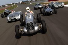 Silverstone Classic Silver Anniversary