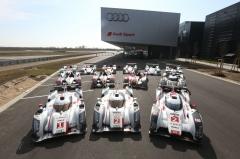 Audi's Le Mans winners