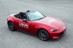The one-millionth MX-5