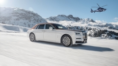 Rolls-Royce at Courchevel