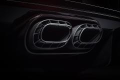 Bugatti Chiron Pur Sport 3D printed titanium trim