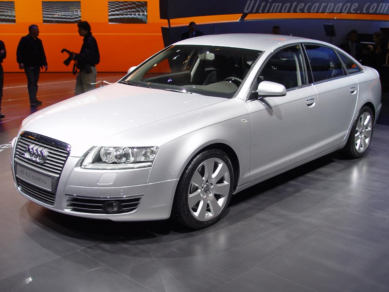 Audi A6 4 2 Quattro Ultimatecarpage Com Images