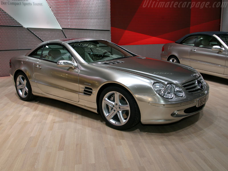 Mercedes benz vision sl400 cdi for Mercedes benz sl400