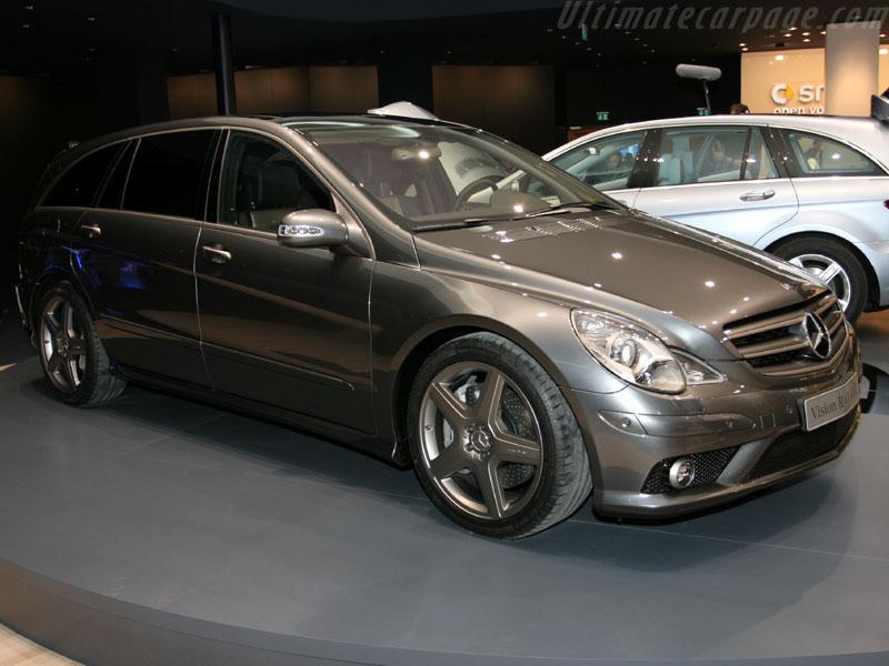 Mercedes benz vision r63 amg for Mercedes benz vision statement