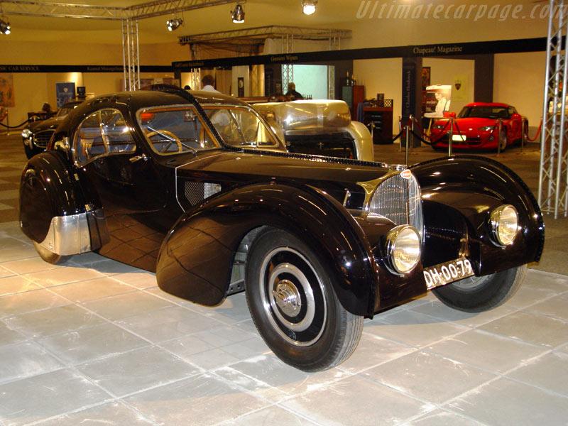 Bugatti atlantic replica for sale