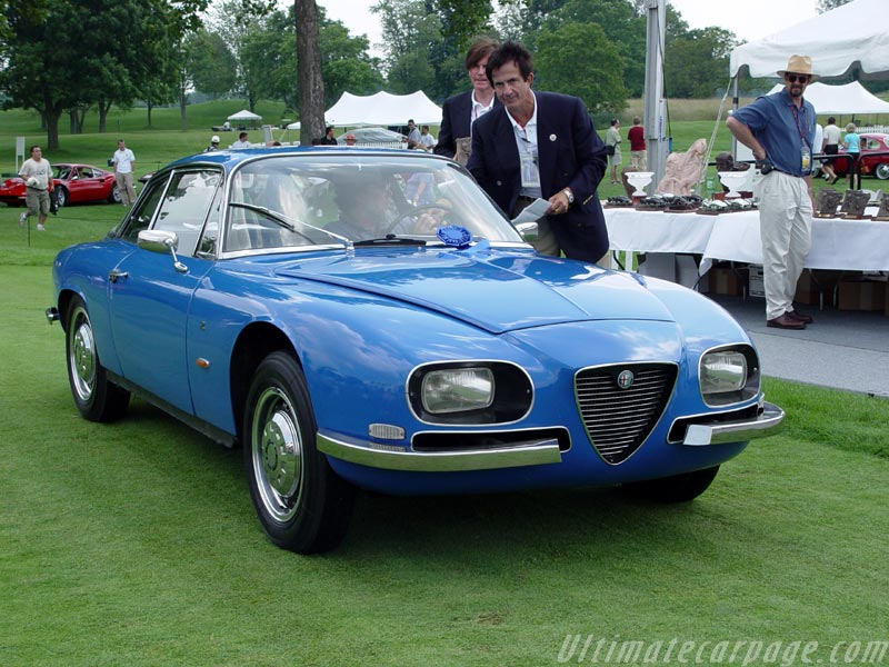 Alfa Romeo: 2600 Sprint Zagato - Ultimatecarpage.com - Images, Specifications and Information