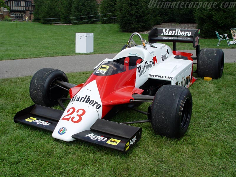 alfa romeo: 183t f1 - ultimatecarpage - images, specifications