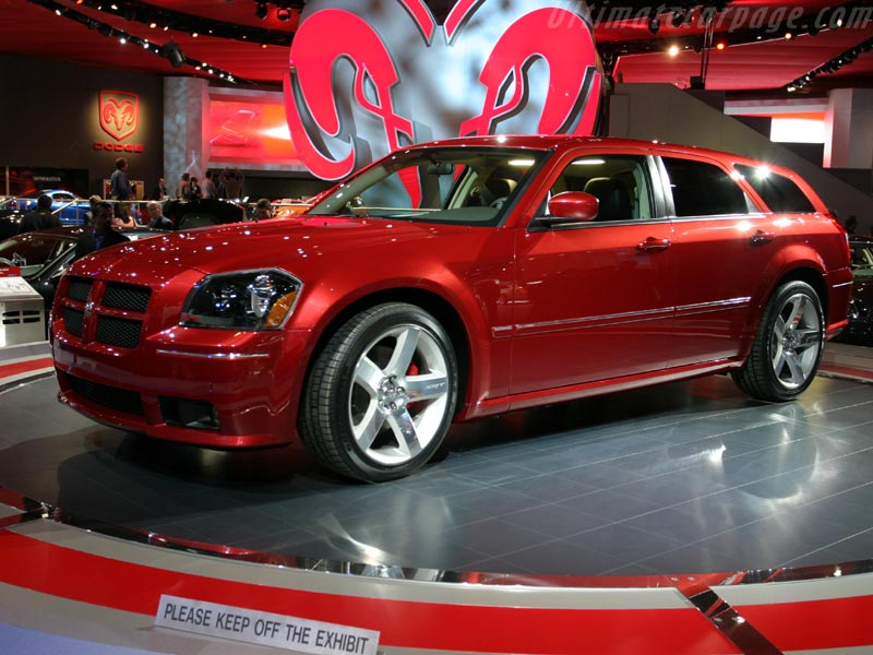 Dodge Magnum SRT8 - Ultimatecarpage.com - Images, Specifications and ...