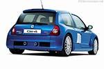 Renault Sport Clio V6 EVO II