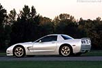 Chevrolet Corvette C5 White Shark