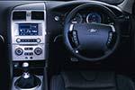 Ford BA Falcon FPV GT