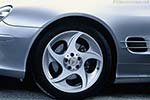 Mercedes-Benz SL 350 Mille Miglia