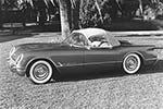 Chevrolet Corvette C1 Roadster V8