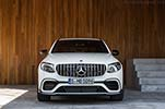 Mercedes-AMG GLC 63 S 4MATIC+ Coupé