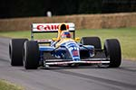 Chassis FW14-6