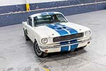 Ford Shelby Mustang GT350 H