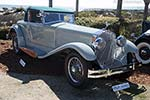 Isotta Fraschini 8A S Castagna Boattail Cabriolet