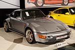 Porsche 911 Turbo S X83 Flachbau
