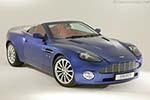Aston Martin Vanquish Zagato Roadster