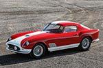 Ferrari 250 GT TdF Scaglietti '1 Louvre' Coupe