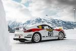 Porsche 718 Cayman GT4 Clubsport Rallye Concept
