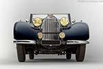 Bugatti Type 57 C Gangloff Cabriolet