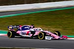 Racing Point RP19 Mercedes