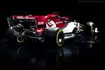 Alfa Romeo Racing C38 Ferrari