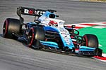 Williams FW42 Mercedes