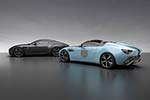 Aston Martin Vantage V12 Zagato Speedster