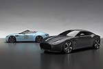 Aston Martin Vantage V12 Zagato Coupe