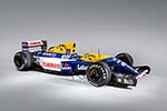 Chassis FW14-8