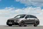 Mercedes-AMG CLA 45 S 4MATIC+ Shooting Brake