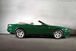 Aston Martin Virage 6.3 Volante