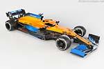 McLaren MCL35 Renault