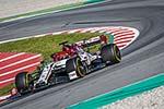 Alfa Romeo Racing C39 Ferrari
