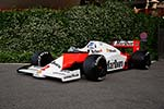 Chassis MP4/2B - 5